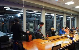 Sala de conferințe de la EMC