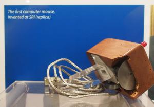 Primul mouse inventat la SRI